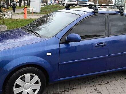 Синий Шевроле Лачетти, объемом двигателя 1.6 л и пробегом 10 тыс. км за 4750 $, фото 1 на Automoto.ua