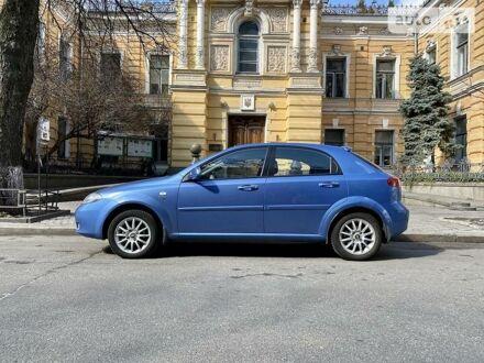 Синий Шевроле Лачетти, объемом двигателя 1.8 л и пробегом 173 тыс. км за 5800 $, фото 1 на Automoto.ua
