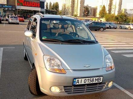 Серый Шевроле Матиз, объемом двигателя 0.8 л и пробегом 74 тыс. км за 3800 $, фото 1 на Automoto.ua