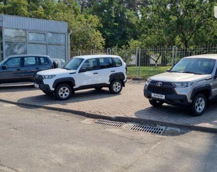 купити нове авто Шевроле Нива 2020 року від офіційного дилера Либідь-АВТО Шевроле фото