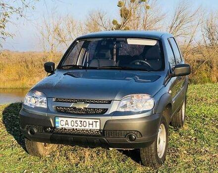 Серый Шевроле Нива, объемом двигателя 1.7 л и пробегом 18 тыс. км за 10200 $, фото 1 на Automoto.ua