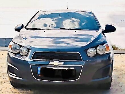 Сірий Шевроле Сонік, об'ємом двигуна 1.8 л та пробігом 146 тис. км за 8600 $, фото 1 на Automoto.ua