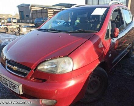 Красный Шевроле Такума, объемом двигателя 2 л и пробегом 1 тыс. км за 0 $, фото 1 на Automoto.ua