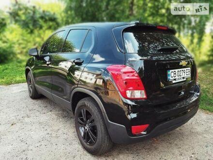 Черный Шевроле Trax, объемом двигателя 1.4 л и пробегом 60 тыс. км за 14200 $, фото 1 на Automoto.ua