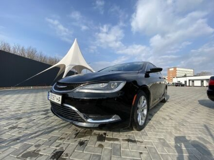 Чорний Крайслер 200, об'ємом двигуна 0.24 л та пробігом 168 тис. км за 9700 $, фото 1 на Automoto.ua