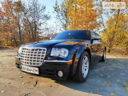 Чорний Крайслер 300, об'ємом двигуна 2.7 л та пробігом 167 тис. км за 9500 $, фото 1 на Automoto.ua
