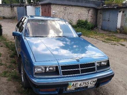Синій Крайслер LE Baron, об'ємом двигуна 2.5 л та пробігом 1 тис. км за 2500 $, фото 1 на Automoto.ua