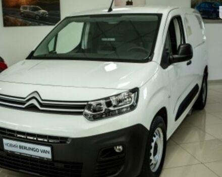 купити нове авто Сітроен Берлінго вант. 2021 року від офіційного дилера Автодрайв-Альянс Сітроен фото