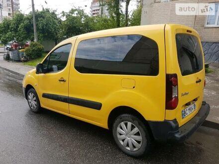 Желтый Ситроен Берлинго груз., объемом двигателя 1.6 л и пробегом 118 тыс. км за 7000 $, фото 1 на Automoto.ua