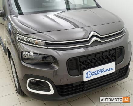 купити нове авто Сітроен Берлінго 2021 року від офіційного дилера Авто Віа Сітроен фото