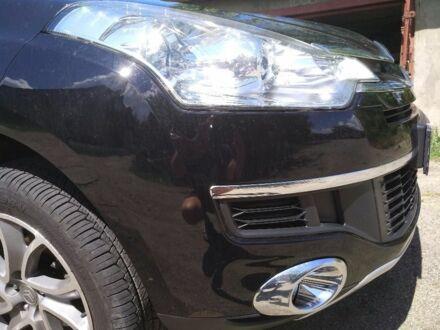Черный Ситроен С-Кроссер, объемом двигателя 2.2 л и пробегом 240 тыс. км за 12600 $, фото 1 на Automoto.ua