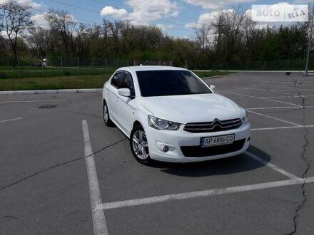Белый Ситроен С-Элизе, объемом двигателя 1.2 л и пробегом 103 тыс. км за 8300 $, фото 1 на Automoto.ua