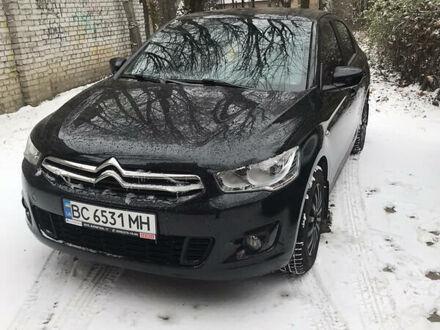 Черный Ситроен С-Элизе, объемом двигателя 1.2 л и пробегом 6 тыс. км за 9800 $, фото 1 на Automoto.ua