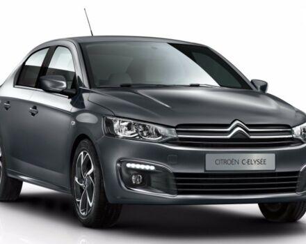 купить новое авто Ситроен С-Элизе 2021 года от официального дилера Автодрайв-Альянс Ситроен фото