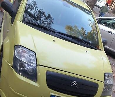 Жовтий Сітроен С2, об'ємом двигуна 1.4 л та пробігом 135 тис. км за 4300 $, фото 1 на Automoto.ua