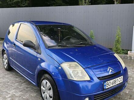 Синій Сітроен С2, об'ємом двигуна 1.4 л та пробігом 240 тис. км за 3550 $, фото 1 на Automoto.ua