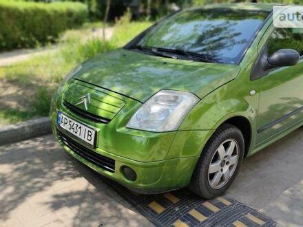 Зелений Сітроен С2, об'ємом двигуна 1.4 л та пробігом 82 тис. км за 4100 $, фото 1 на Automoto.ua