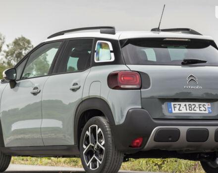 купити нове авто Сітроен C3 Aircross 2021 року від офіційного дилера Автодрайв-Альянс Сітроен фото