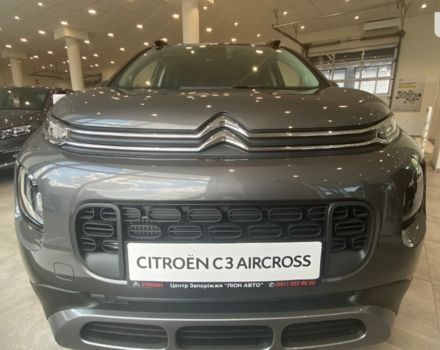 купить новое авто Ситроен C3 Aircross 2021 года от официального дилера «ЛИОН АВТО» Ситроен фото