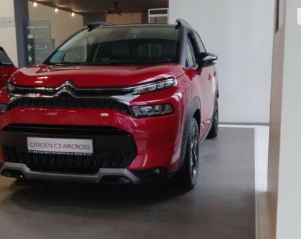 купити нове авто Сітроен C3 Aircross 2021 року від офіційного дилера АВТОГРАД ОДЕСА Сітроен фото