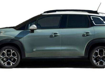купити нове авто Сітроен C3 Aircross 2021 року від офіційного дилера Союз Автомотив Сітроен фото