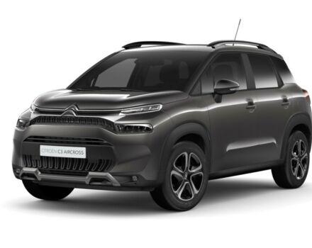 купить новое авто Ситроен C3 Aircross 2021 года от официального дилера Союз Автомотив Ситроен фото
