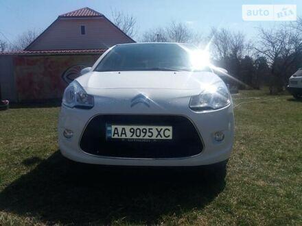 Белый Ситроен С3, объемом двигателя 1.4 л и пробегом 182 тыс. км за 7200 $, фото 1 на Automoto.ua