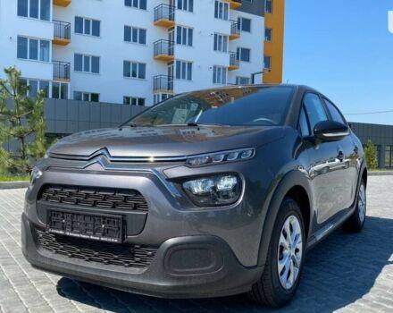 купить новое авто Ситроен С3 2021 года от официального дилера Автоцентр Поділля Citroёn Ситроен фото