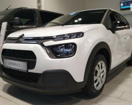купити нове авто Сітроен С3 2021 року від офіційного дилера АВТОГРАД ОДЕСА Сітроен фото