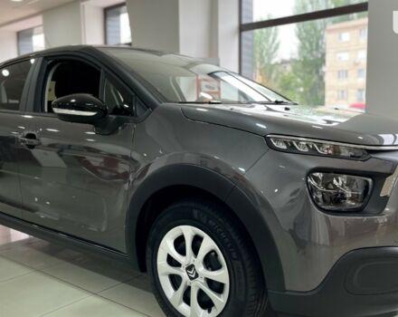 купить новое авто Ситроен С3 2021 года от официального дилера Автомир Ситроен фото
