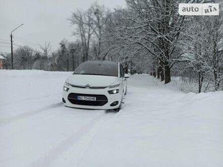 Білий Сітроен С4 Пікассо, об'ємом двигуна 1.6 л та пробігом 230 тис. км за 11200 $, фото 1 на Automoto.ua