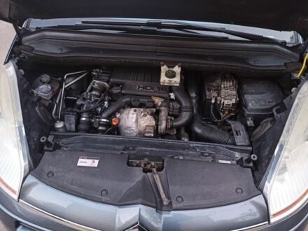 Сірий Сітроен С4 Пікассо, об'ємом двигуна 1.6 л та пробігом 210 тис. км за 6550 $, фото 1 на Automoto.ua