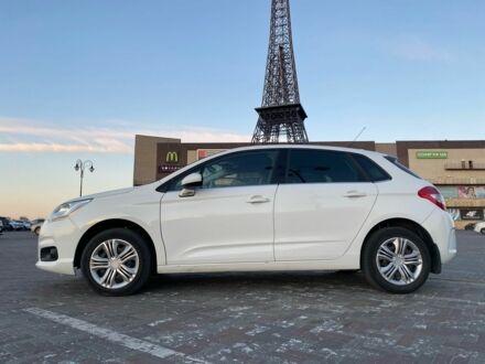 Білий Сітроен С4, об'ємом двигуна 1.6 л та пробігом 140 тис. км за 7199 $, фото 1 на Automoto.ua