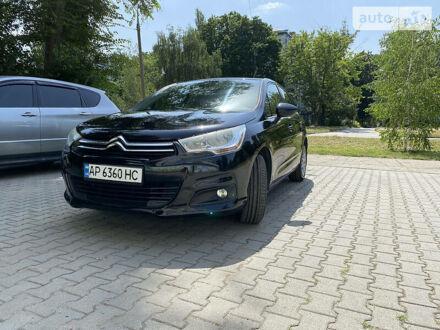 Черный Ситроен С4, объемом двигателя 1.6 л и пробегом 112 тыс. км за 8500 $, фото 1 на Automoto.ua