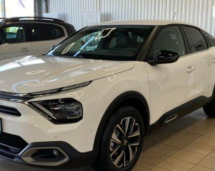 купить новое авто Ситроен С4 2021 года от официального дилера Авто-Шанс Ситроен фото