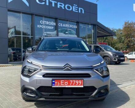 купити нове авто Сітроен С4 2021 року від офіційного дилера Автоцентр Херсон «Ампир» Сітроен фото