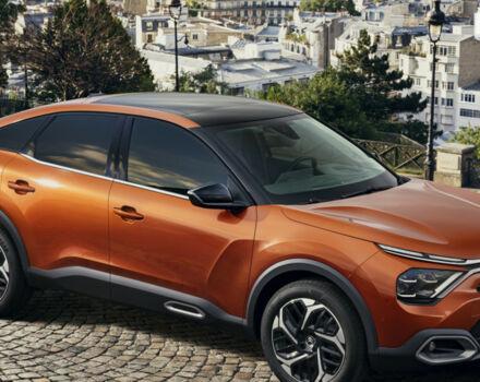 купити нове авто Сітроен С4 2021 року від офіційного дилера Автодрайв-Альянс Сітроен фото