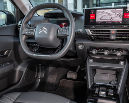 купити нове авто Сітроен С4 2021 року від офіційного дилера Союз Автомотив Сітроен фото
