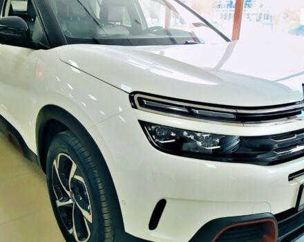 купить новое авто Ситроен C5 Aircross 2021 года от официального дилера Союз Автомотив Ситроен фото