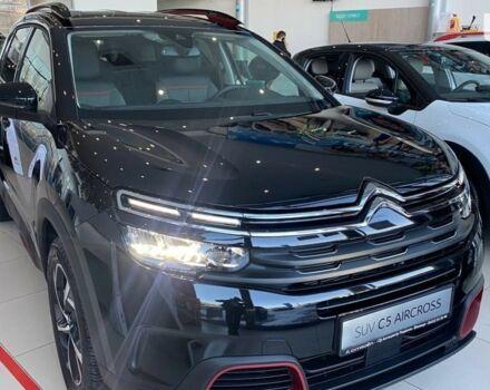 купити нове авто Сітроен C5 Aircross 2021 року від офіційного дилера Автоцентр Поділля Citroёn Сітроен фото