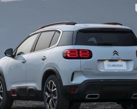 купити нове авто Сітроен C5 Aircross 2021 року від офіційного дилера Автодрайв-Альянс Сітроен фото