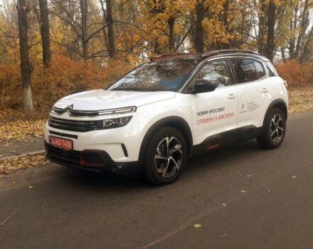 купити нове авто Сітроен C5 Aircross 2021 року від офіційного дилера Автоцентр Черкассы Сітроен фото