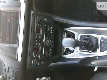 Черный Ситроен С5, объемом двигателя 1.6 л и пробегом 175 тыс. км за 8700 $, фото 1 на Automoto.ua
