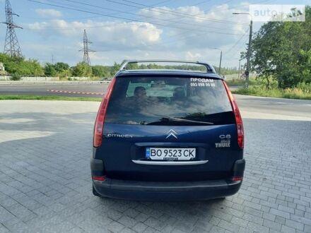 Синій Сітроен С8, об'ємом двигуна 2 л та пробігом 167 тис. км за 6450 $, фото 1 на Automoto.ua