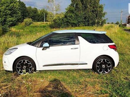 Білий Сітроен ДС3, об'ємом двигуна 1.6 л та пробігом 100 тис. км за 7700 $, фото 1 на Automoto.ua