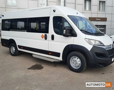 купити нове авто Сітроен Jumper Мікроавтобус 2020 року від офіційного дилера Авто Віа Сітроен фото