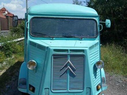 Синій Сітроен Type H, об'ємом двигуна 1.9 л та пробігом 10 тис. км за 18007 $, фото 1 на Automoto.ua