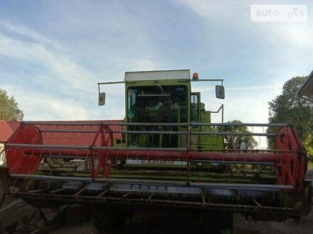 Зеленый Клаас 105, объемом двигателя 0 л и пробегом 1 тыс. км за 10200 $, фото 1 на Automoto.ua