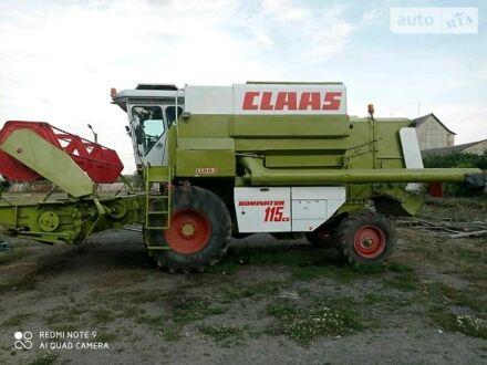 Зеленый Клаас Доминатор, объемом двигателя 0 л и пробегом 1 тыс. км за 19000 $, фото 1 на Automoto.ua