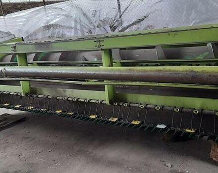 Зеленый Клаас Ягуар, объемом двигателя 0 л и пробегом 9 тыс. км за 4792 $, фото 1 на Automoto.ua